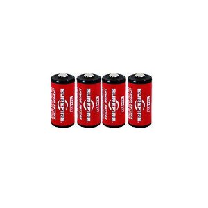 Bateria Surefire Sf123 3v Lithium Cr123 4UN