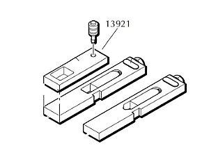 Dillon Powder Bar Spacer Pluc 13921