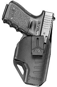 Coldre Fobus Glock G17 G19 G22 G23 G25 G45 G32 G34 Velado