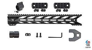 Stngr Handguard AR15 T4 Ultimate HWK M-Lok Bundle 13,5