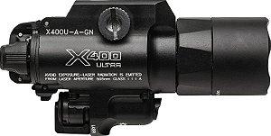 Lanterna Tática SureFire X400 Ultra High 1000 Lumens LED