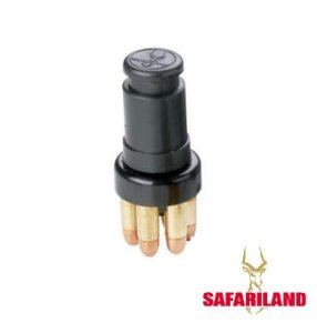 Speed Loader Safariland Revolver 38spl 357mag 6 Tiros