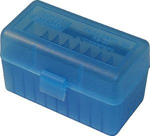 MTM Caixa Munição Rifel 50un 17, 204, 223, 5.56x45, 6x47