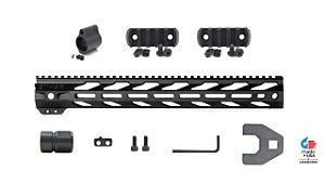Stngr Handguard AR15 T4 Ultimate VYPER M-Lok Bundle 15