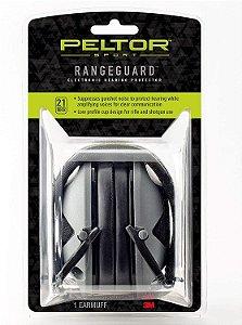 Abafador 3M Peltor Eletronico Rangeguard