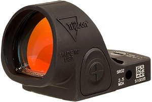 Trijicon SRO Red Dot Sight  SRO3-C-2500003 5 MOA