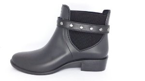 Bota Infantil/feminino Cano Curto World Colors Preto 36011