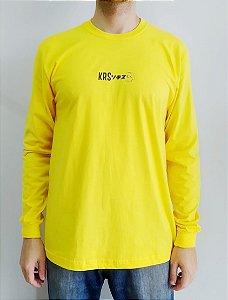 Camiseta Manga Long KRS Xmile
