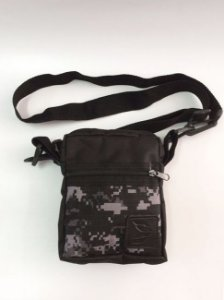 Should Bag Cisco Camo Cinza / Preto