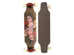 Longboard Completo Black Sheep Tattoo