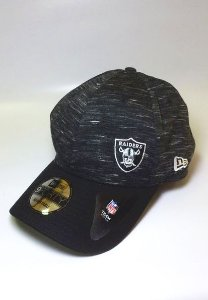 Boné New Era Raiders OKL Preto