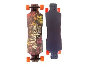 Longboard Completo Black Sheep Flores