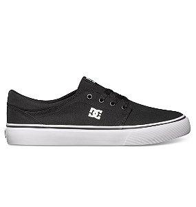 Tênis DC Shoes Trase TX Black / White