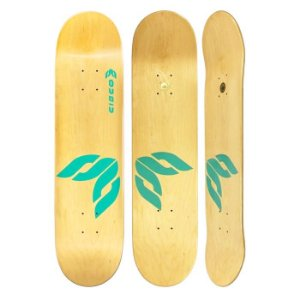 Shape Maple Cisco Logo Verde Agua