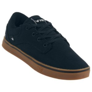 Tenis Vibe Roots Preto Latex