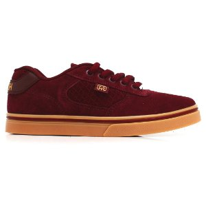 Tênis Hocks Flat Lite Burgundy