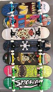 Skate Completo Snoway / Make Especial