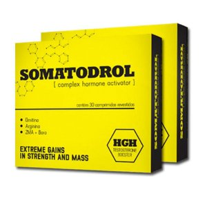 Somatodrol testosterona