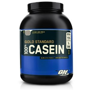 100% Gold Standard Casein - Optimum Nutrition