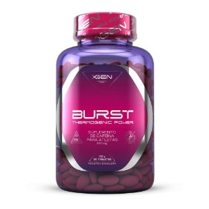 BURST Thermogenic Power 120 Tabs -XGEN Nutrititon