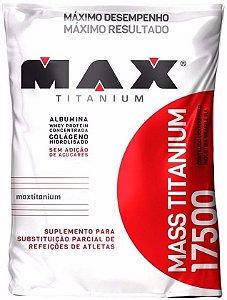 Massa 17500 - Hipercalorico - 3kg - Max Titanium
