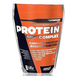 whey Protein Complex - 900g Cada Refil - New Millen