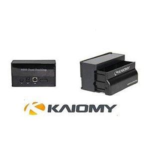 HD DOCKING STATION KAIOMY DUAL SATA 2.5/3.5 USB 2.0