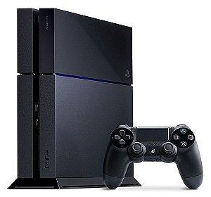 Playstation 4 Sony 500gb Bivolt Bluray Play4 Pronta Entrega