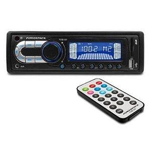 Som Automotivo Com Sd E Usb E Rádio Fm - Lançamento