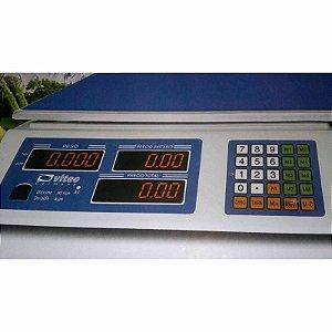 Balança Eletônica Digital - 110 Ou 220v - Titan - C/ Bateria