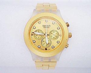 372a920a1d2 Relógio Feminino Swatch Swiss MOD 50565