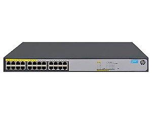 Switch HP 1420-24G Portas POE+ JH019A