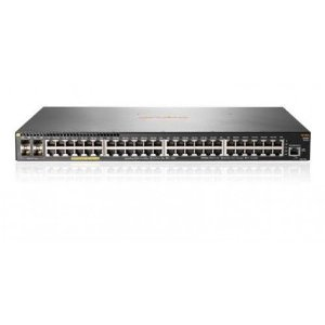 Switch Hp 2930F 24 Portas Gigabit e 4 Portas SFP+ JL253A