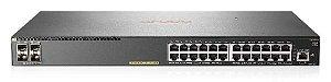 Switch HP 2540-24 Portas POE+ 4SFP+ JL356A