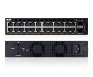 Switch Dell X1026P 24 Portas Gigabit (+ 2SFP POE X-Series) 210-ADPM