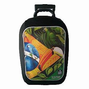 Capa para mala Star Bags Brasil Tropical