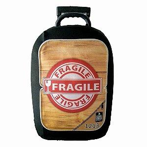Capa para mala Star Bags Fragil
