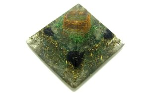 MINI PIRÂMIDE ORGONITE DE TUNIA