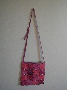 bolsa de couro artesanal