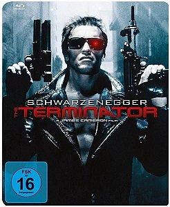 The Terminator - Steelbook