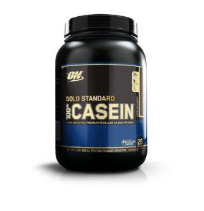 100% Gold Standard Caseína 909g - Optimum Nutrition