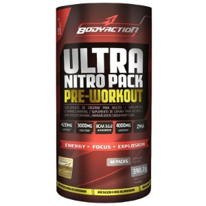 Ultra Nitro Pack (44 packs) Body Action