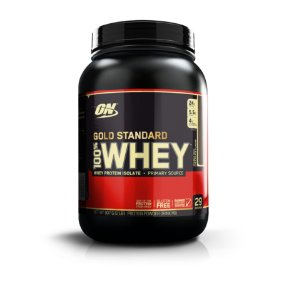 100% Whey Gold Standard -Optimum Nutrition