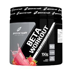 BETA Workoult Pré Treino 150 g - Body Action