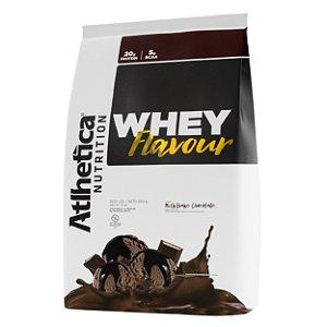 Whey Protein Flavour 850g Atlética (Sabor Best Whey)