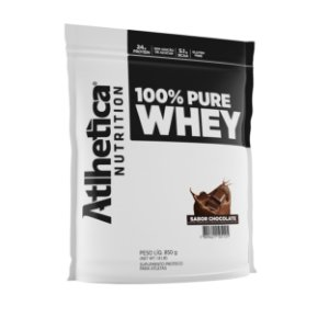 100% Pure Whey 850g Atlética