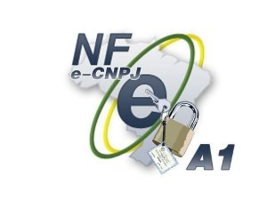 Certificado Digital A1 eCNPJ R$ 250,00
