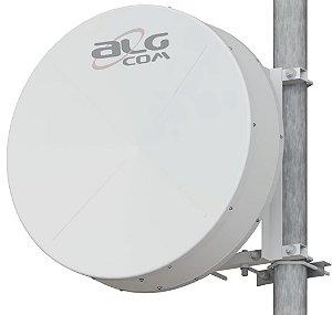 Antena ALGcom com Radome Shield 0.9 - 32dBi