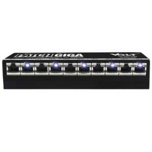 Patch Panel Gigabit 5 Portas