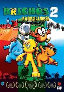 DVD - Brichos 2 - A floresta é Nossa